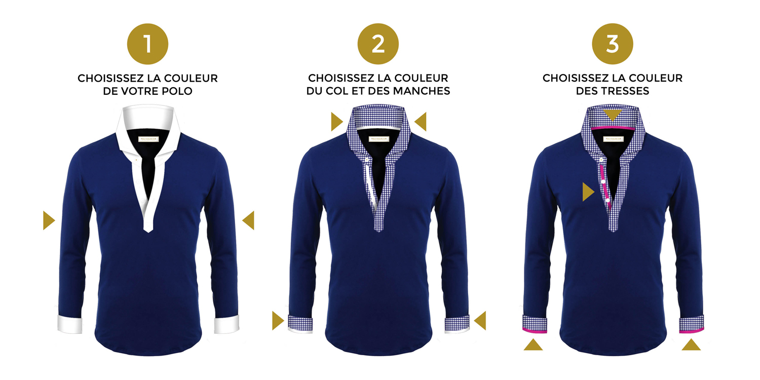 Polo sur mesure Polo Collector